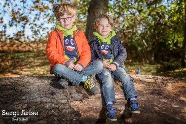 Lucas y Teo