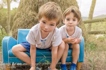 Teo y Lucas