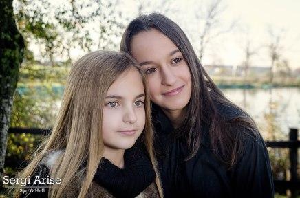 Paula y Gala